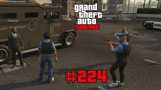 GTA 5 Online [Deutsch] Wir sind die Polizei #224 Let´s Play GTA Online