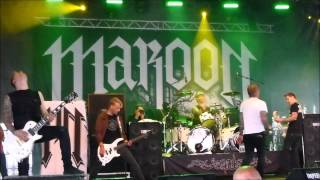 Maroon - Without A Face + Stay Brutal (WFF 2013)