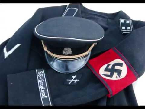WW2 German SS Uniform - Hauptamt Major SS Tunic