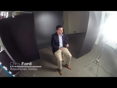 30 days, 30 voices: Chris Ford