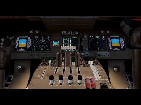 [Prepar3D] PMDG 747 | La Tontouta International Airport (NWWW) - Nadi International Airport (NFFN)