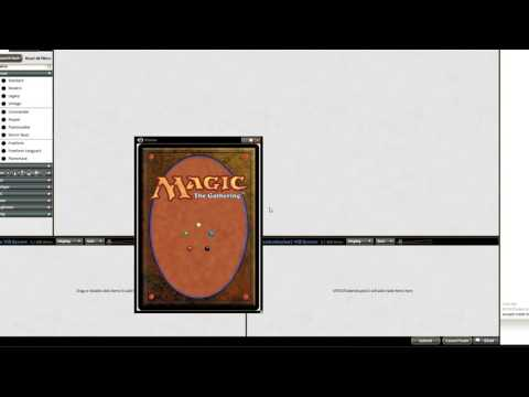 Buying and selling strategies for Magic The Gathering Online
