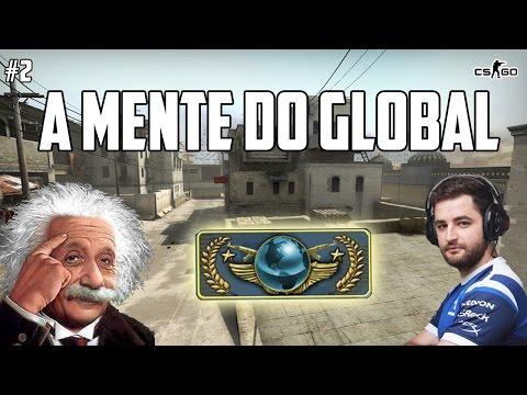 CS:GO | A MENTE DO GLOBAL #2 (de_dust2)