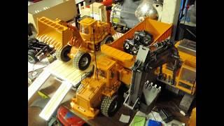 construccion del camion rc tamiya 1 14th sscale rc tamiya truck 1 14th scale constrution