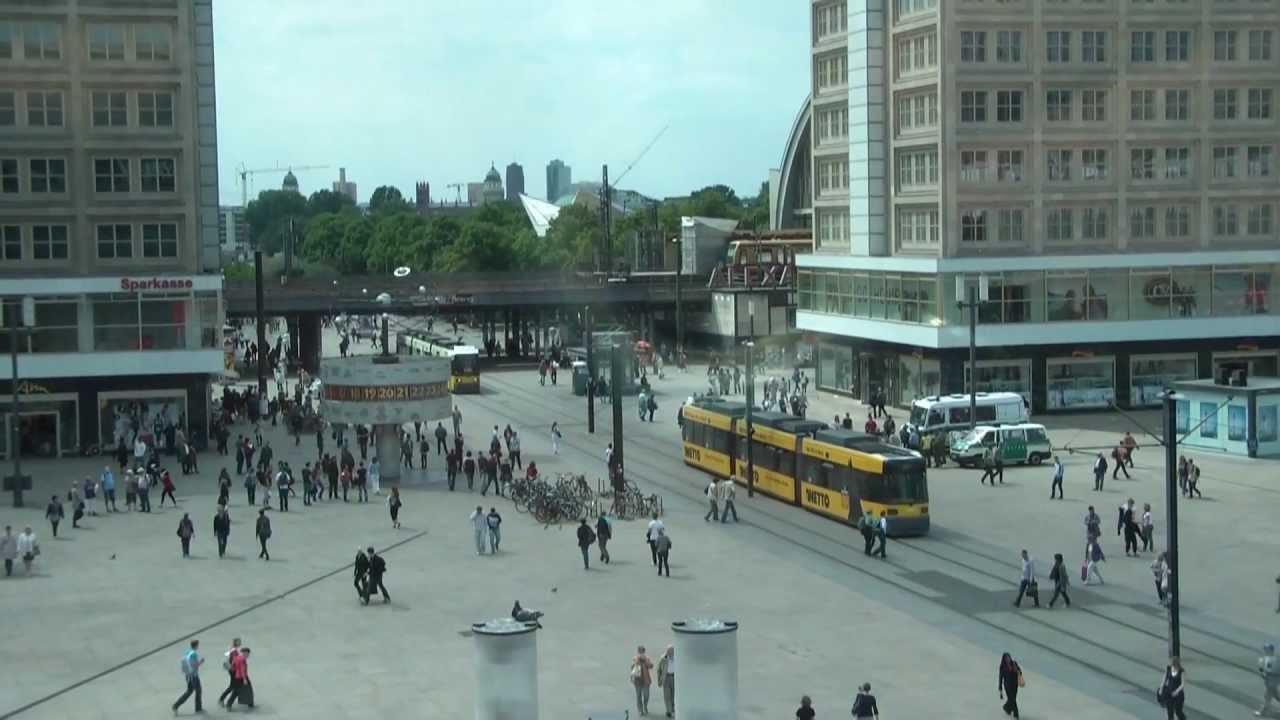 Play Alexanderplatz