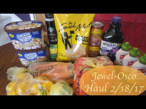 Jewel-Osco Haul 2/18/17 ~ Freebies & Money Maker!