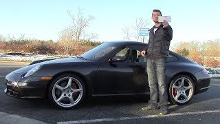 I Bought My Dream Daily - 2006 Porsche Carrera S 997