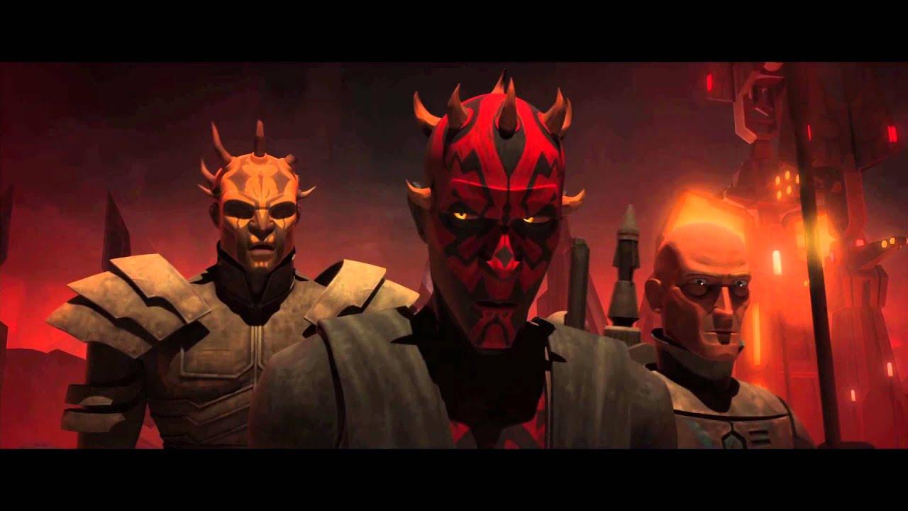 EXCLUSIVE clip from The Clone Wars: Season 5 - Black Sun ...