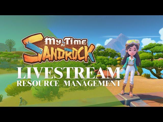 My Time at Sandrock (видео)