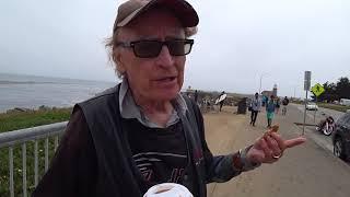 США 5287: Мотоцикл за 25 тысяч долларов и его хозяин - 70-летний байкер Дэн (English)