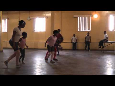 Ballet Class Dance for All South Africa