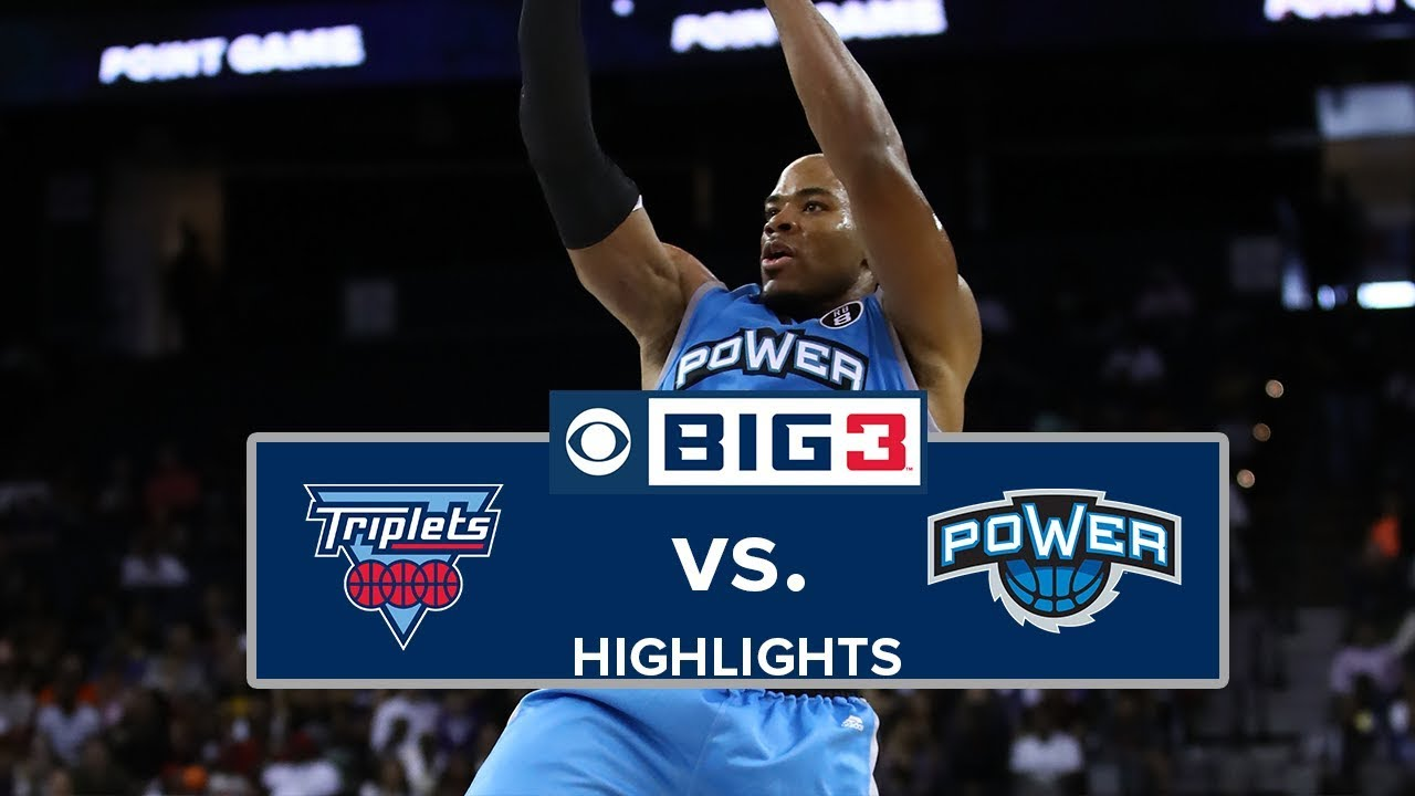 EPIC Battle of the Champs vs. The Unbeaten | Triplets vs. Power | Highlights