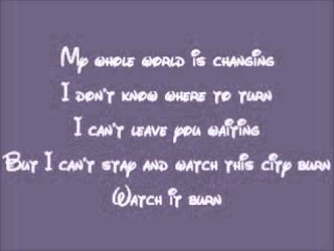 Return To Neverland-I'll Try Lyrics