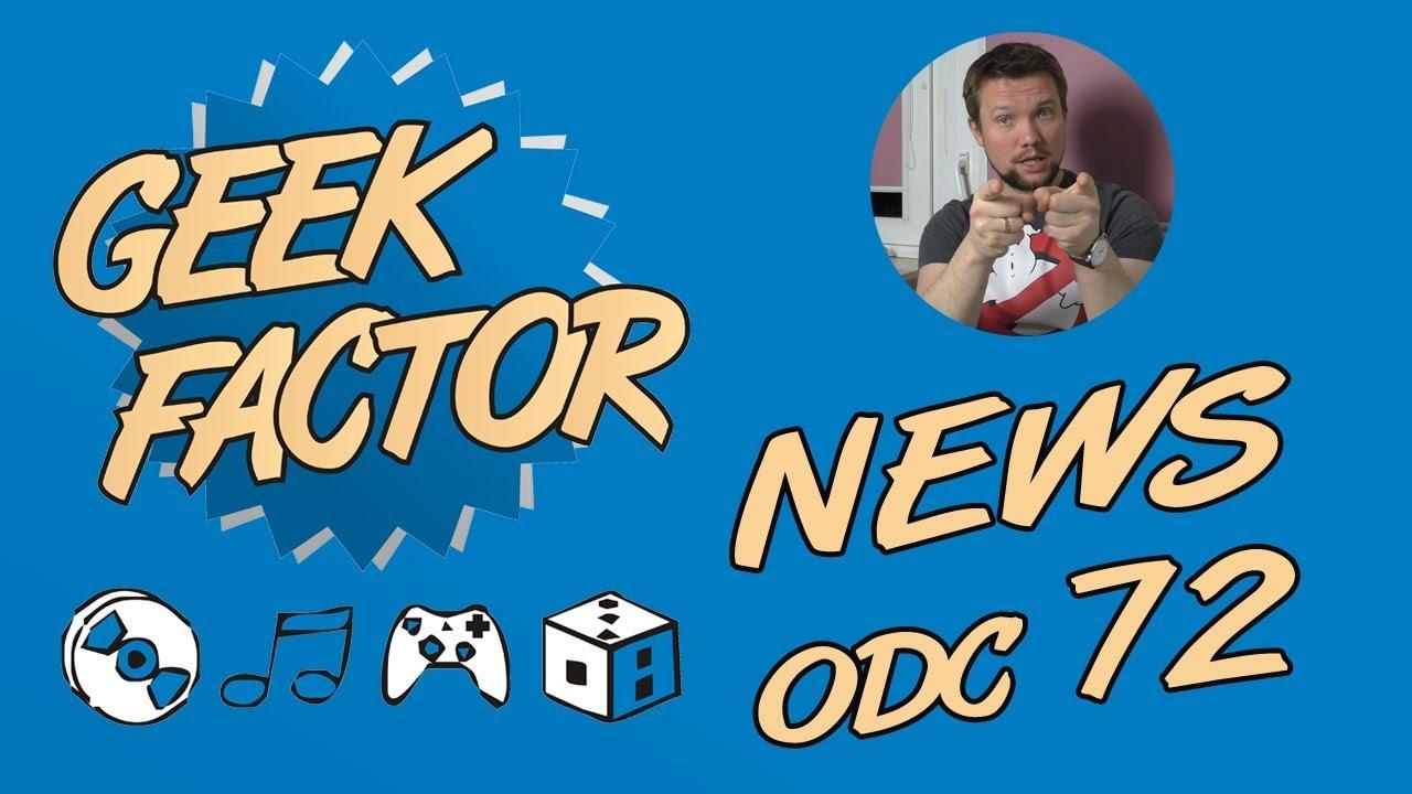 Geek Factor News 72 – Avengers Infinity War, Star Trek i Bohemian Rhapsody