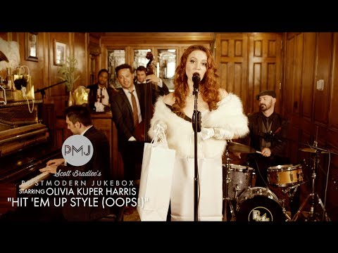 Hit 'Em Up Style (Oops!) -  Blu Cantrell - Ella Fitzgerald Style Cover ft. Olivia Kuper Harris