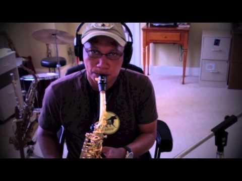 """Rise"" - Herb Alpert - (Saxophone cover by James E. Green)"