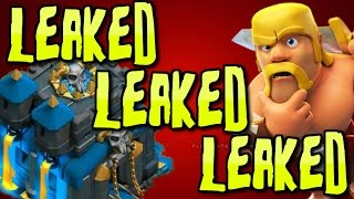 Clash of Clans - LEAKED UPDATE! LEVEL 8 BARBARIANS? NEW TROOPS? MORE BUILDINGS? 2015 UPDATE!