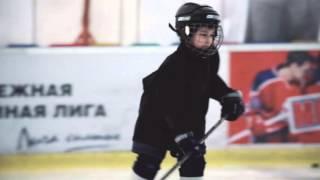 """Ролик """"Папы. Я всегда рядом. Играем в хоккей"""""""