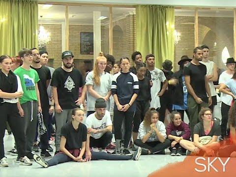 SKY - Dans audities met Keone & Mari Madrid!