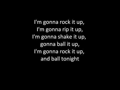 Little Richards - Rip It Up (Lyrics)