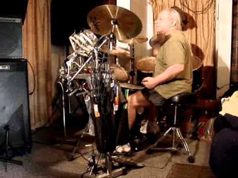 Ray's Drums For Because By Dave Clark Five