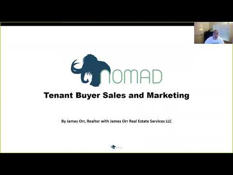 Tenant Buyer Sales and Marketing
