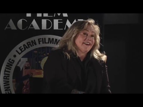Discussion with Actress Kathleen Turner at New York Film Academy ...