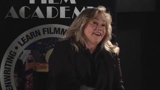 Discussion with Actress Kathleen Turner at New York Film Academy