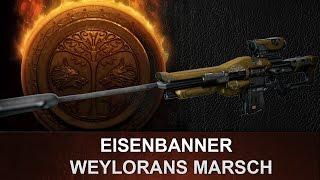 Destiny: Weylorans Marsch   Eisenbanner Sniper   Review deutsch