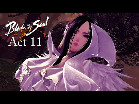 Blade & Soul  - Act 11 - The Black Stained Paradise - Chapter 1 - 6
