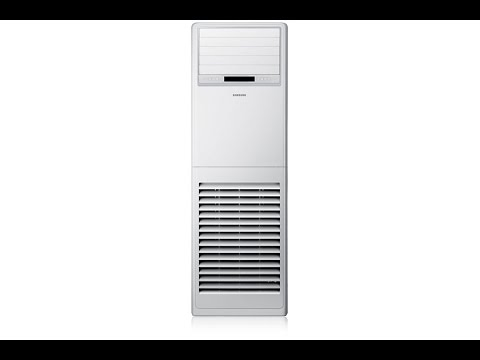 mirage floor standing ac with auto shutter 50000 btuh ap50m1an
