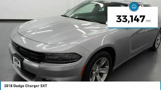 2018 Dodge Charger 2018 Dodge Charger DP4402