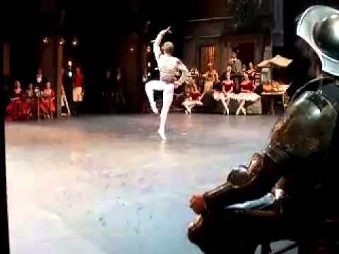 Don Chisciotte - Sarafanov - III act variation.mp4