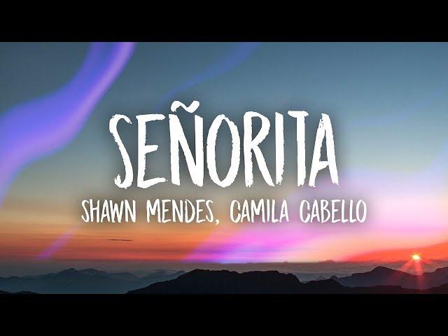 Shawn Mendes Camila Cabello Seño