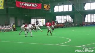 バーモントカップ沖縄県大会決勝 比屋根FC vs 大山SC.