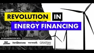 WePower Event ⚡ on Revolution in Energy Financing in Melbourne
