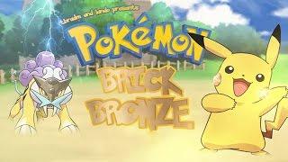 POKEMON CATCH !! / Roblox Pokemon Brick Bronze #2 / Roblox English / Game Line