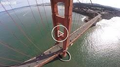 (My Original Video) Golden Gate Bridge (GoPro Hero4 on DJI Phantom 2) (length: 6:56)