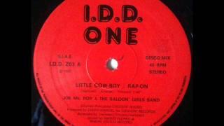 JOE Mc ROY & THE SALOON