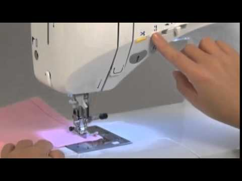JUKI HZL F600 Computer Sewing Machine for Fashion Designers