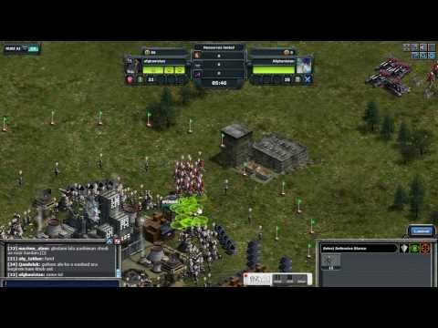 War commander best defence (Afghanistan vs Afghanistan)