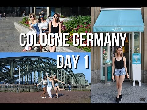 DAY 1 BIRTHDAY WEEKEND IN COLOGNE/KÖLN GERMANY Vlog | Grace Lee