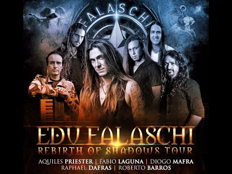 EDU FALASCHI - REBIRTH OF SHADOWS TOUR | BELO HORIZONTE | 08/07/2017