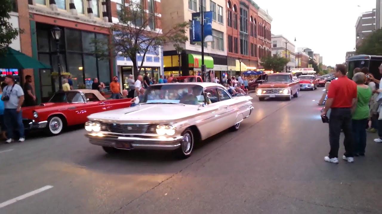Springfield Downtown Car Show