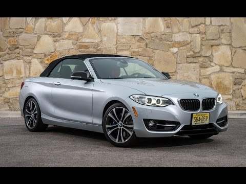 Bmw 228i Convertible 2017 Car Review