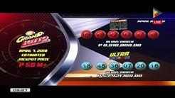 PCSO 9 PM Lotto Draw, April 6, 2018