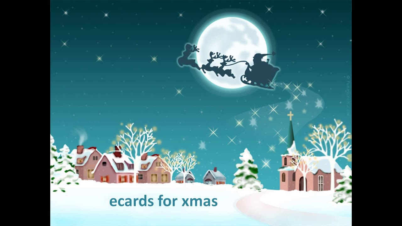 ecards for xmaschristmas cards free christmas ecards greeting cards youtube
