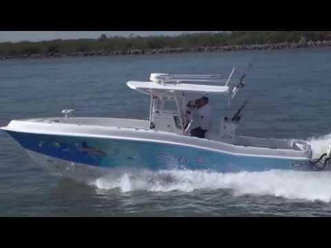 Florida Sportsman Best Boat - 33' to 35' Center Consoles