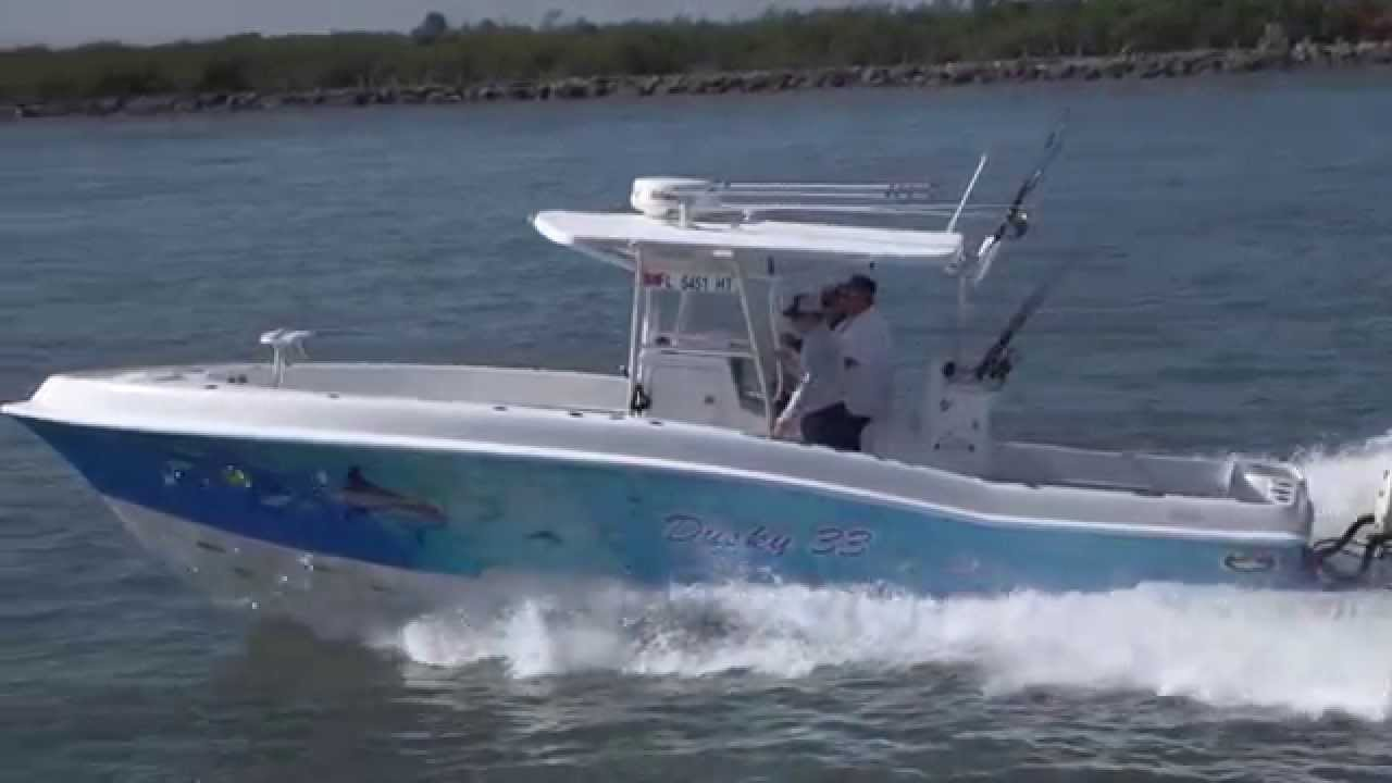 Florida sportsman best boat 33 39 to 35 39 center consoles for Best places to fish in florida without a boat