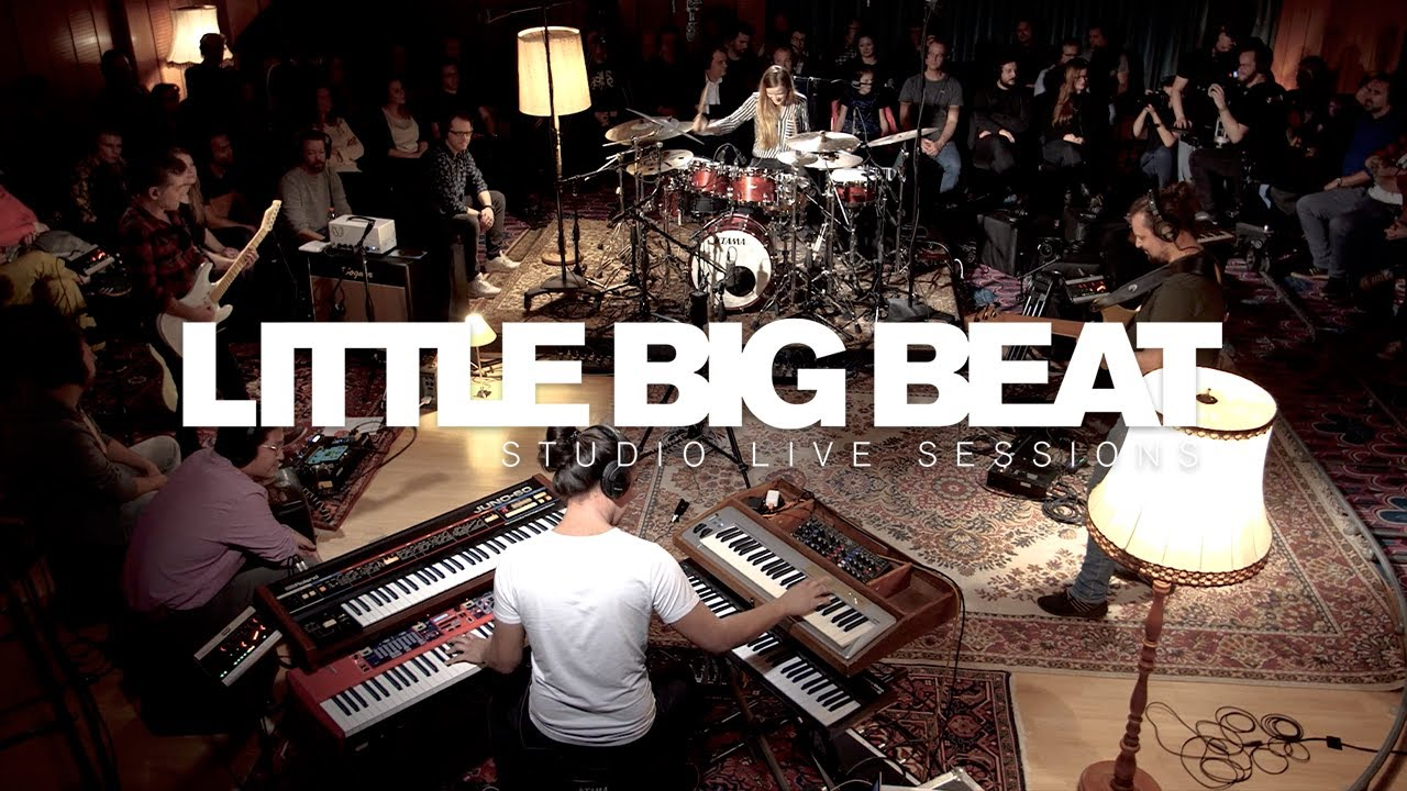 ANIKA NILLES / NEVELL - WILD BOY - STUDIO LIVE SESSION - LITTLE BIG BEAT STUDIOS